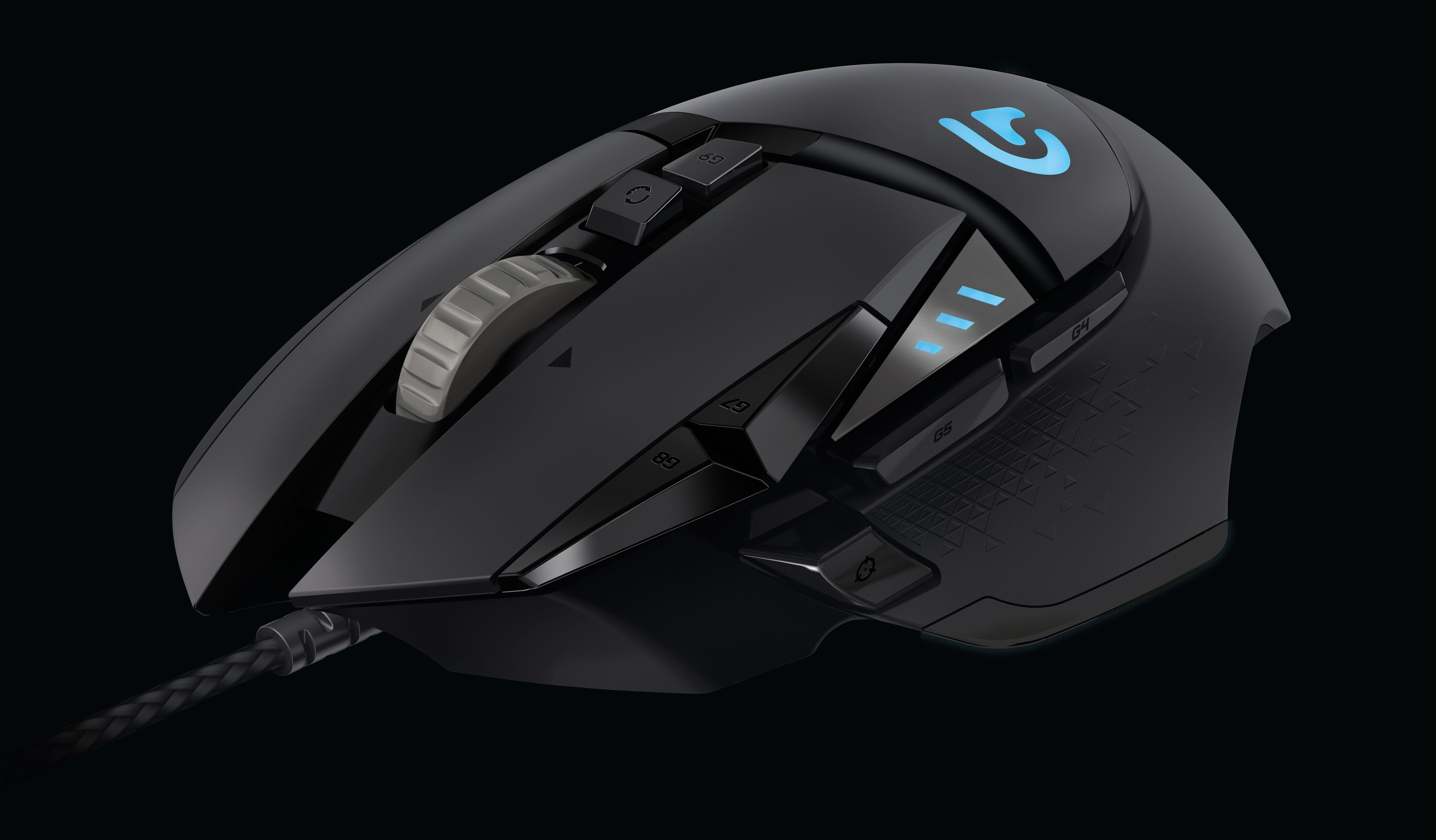 Logitech Games Gaming-Maus »G502 Proteus Spectrum tunable«